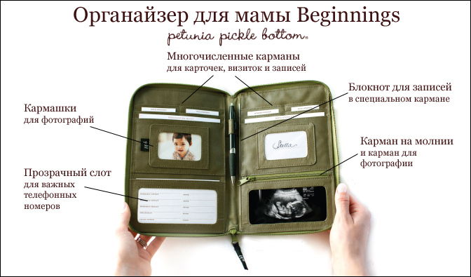 Органайзер для мамы
