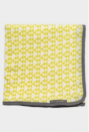 Petunia пеленка трикотажная Tipped Triangles