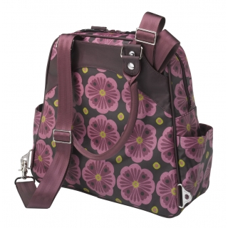 Petunia Sashay Satchel: Bavarian Bliss