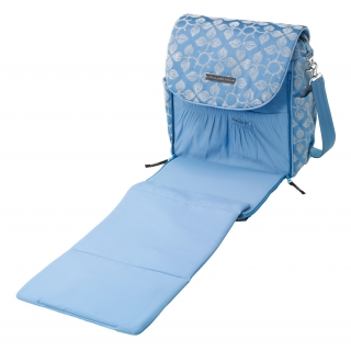 Boxy Backpack: Elderberry