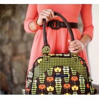Petunia Sashay Satchel: Adoring Autumn