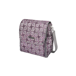 Petunia Boxy Backpack: Violet Sapphire