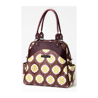 Petunia Sashay Satchel: Travel to Tangier