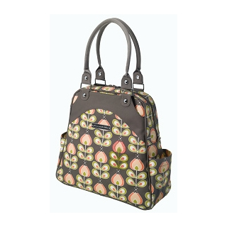 Petunia Sashay Satchel: Oslo in Bloom